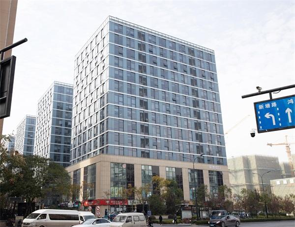 五星国际智慧产业大厦写字楼效果图